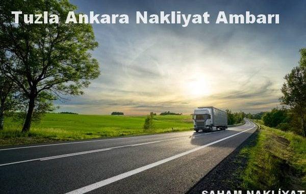 Tuzla Ankara Ambarı